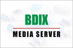 BDIX Media Server